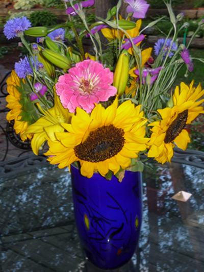 Flowers from Gail