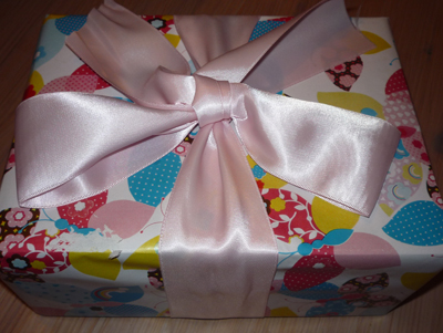 Vanessa's gift