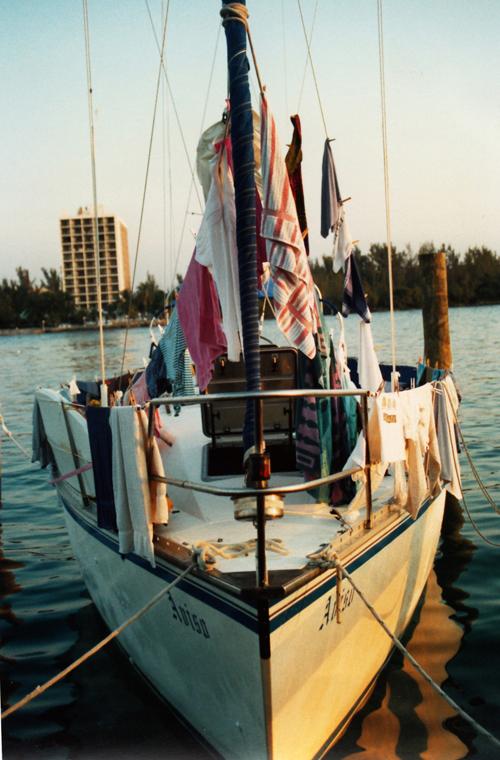 boat living
