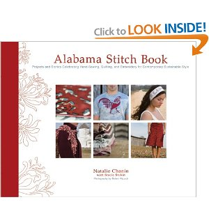 Alabama Stitch Book