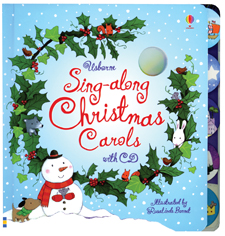 Sing-along Christmas Carols with CD