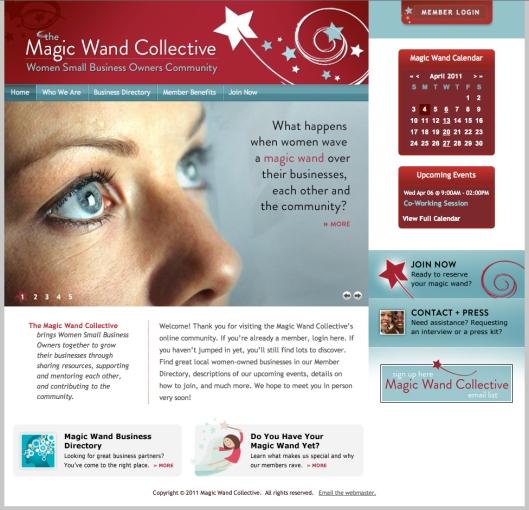MWC Web Site