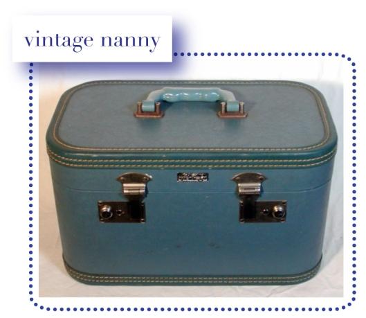 vintage nanny