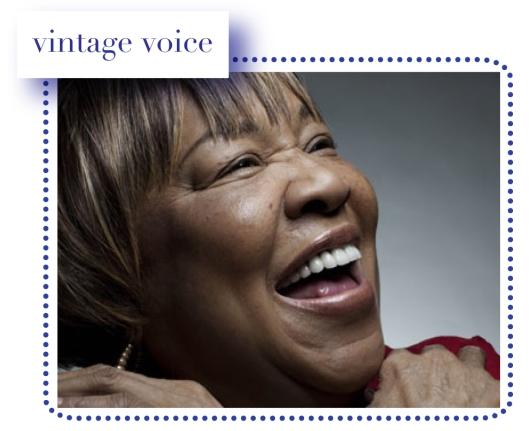 vintage voice