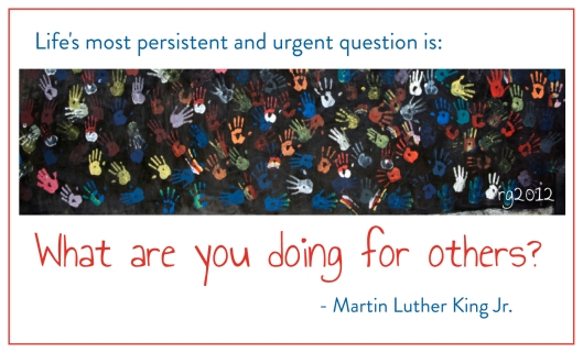 MLK Jr. Question