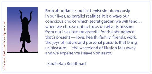 Sarah Ban Breathnach