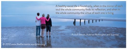 a healthy social life