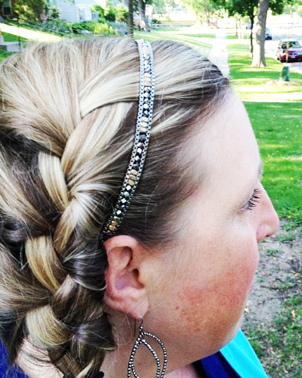 stella & dot with braids