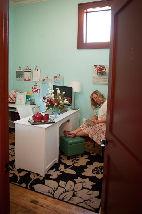 In suite 5