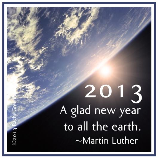 glad new year